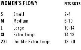 side slit tank size chart